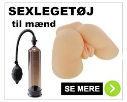sexlegetøj til mænd